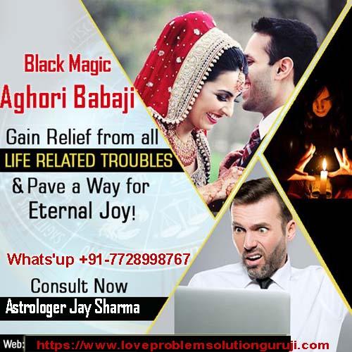 Black magic aghori babaji tantrik to remove black magic