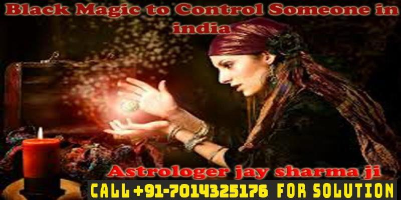 black magic mind control