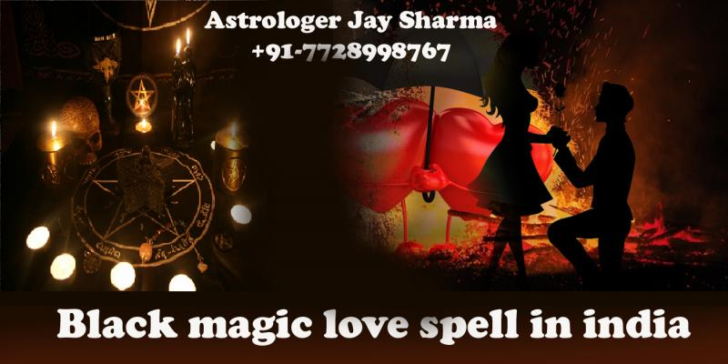 Black magic love spell in india | strong and free black