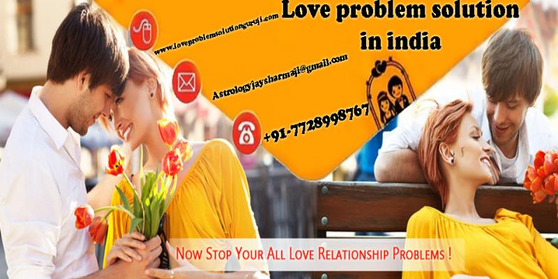 Love problem solution panditji